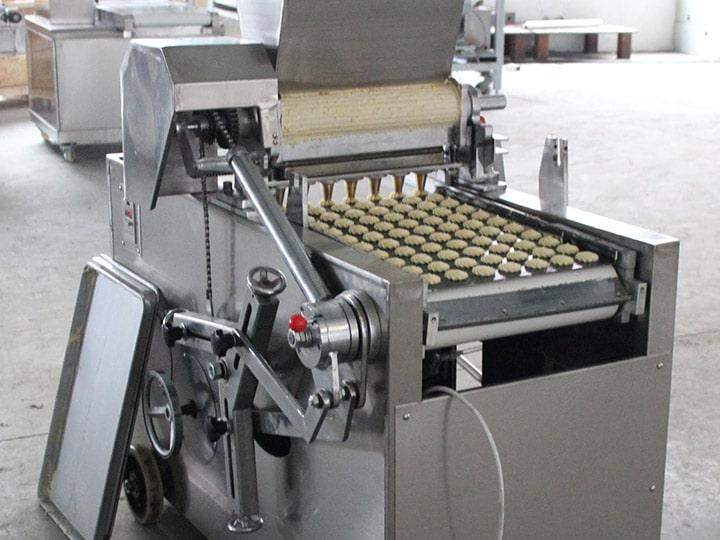 cookie extruder machine